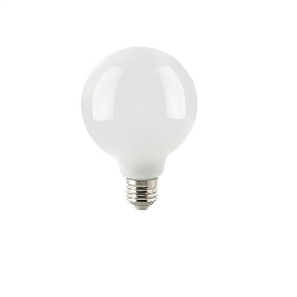 G95 LED Globelampe 95 mm E27 opal, 7 Watt 1x 7 Watt, 7 Watt, 806,0 Lumen