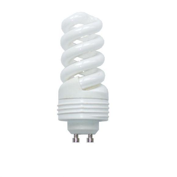 GU10 Energiesparlampe, 11 Watt, 2700K