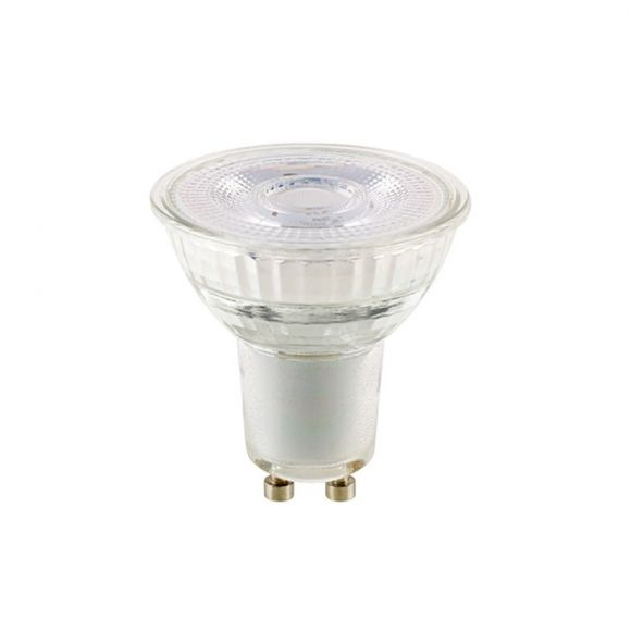 GU10 LED Reflektorlampe in Glasoptik 3,5W 250lm 3000K