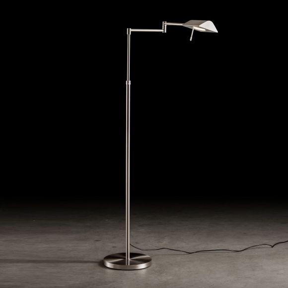 Holtkötter LED-Leseleuchte, 2 Dimmer Lichtfarbe mischbar