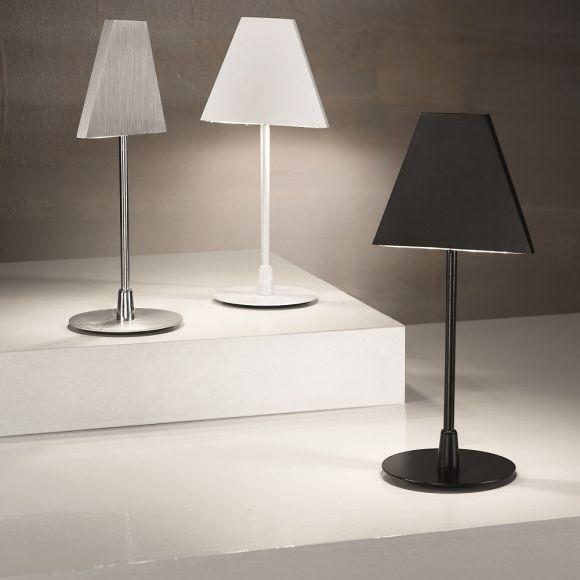 Interessante LED-Tischleuchte Gipsy 3 Farben, LED 6W