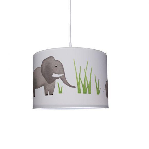 Kinderzimmer Pendelleuchte Elefant