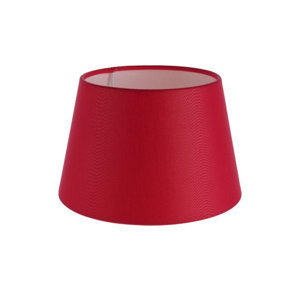 lampenschirm aus stoff in fuchsiarot rund 20cm aufnahme e27 unten wohnlicht. Black Bedroom Furniture Sets. Home Design Ideas