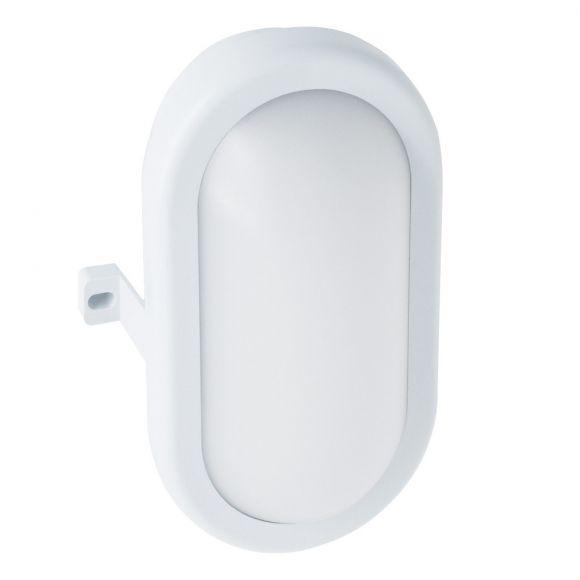 LED Allzweckleuchte für Wand oder Decke in Weiß