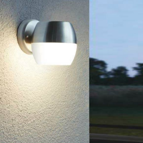 LED Außenwandleuchte Oncala
