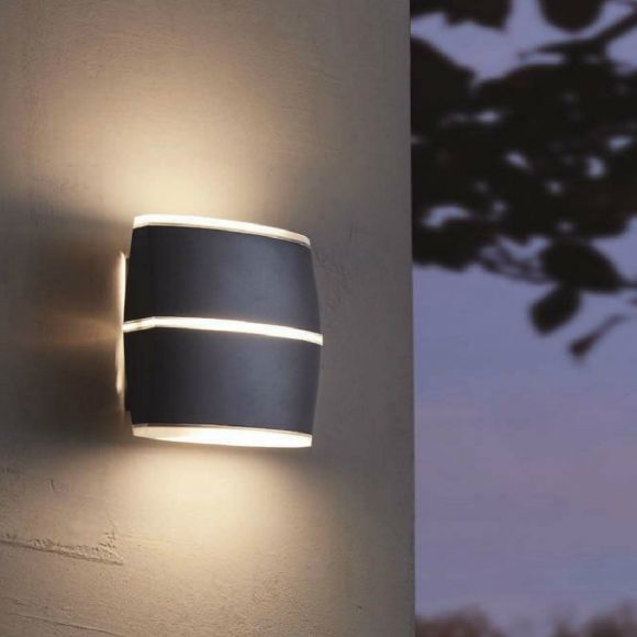 LED Außenwandleuchte Perafita