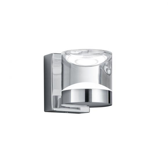 LED Badezimmer Wandleuchte Brian 1-flammig