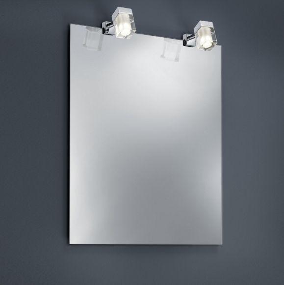 Spiegelklemmleuchte Bad led bad spiegelklemmleuchte mit 3watt cob led wohnlicht