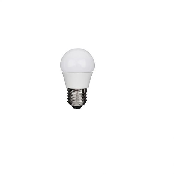 LED D45 E27 Leuchtmittel in Tropfenform  2700 Kelvin dimmbar - 3,5 Watt 1x 3,5 Watt, 3,5 Watt, 250,0 Lumen