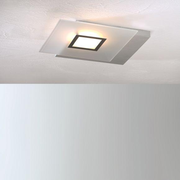 LED Deckenleuchte Flat aus Aluminium