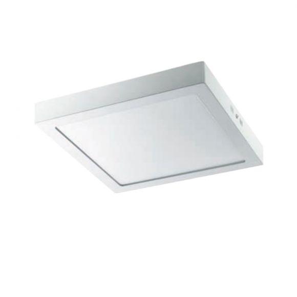 LED Deckenleuchte - 30Watt - weiß - eckig
