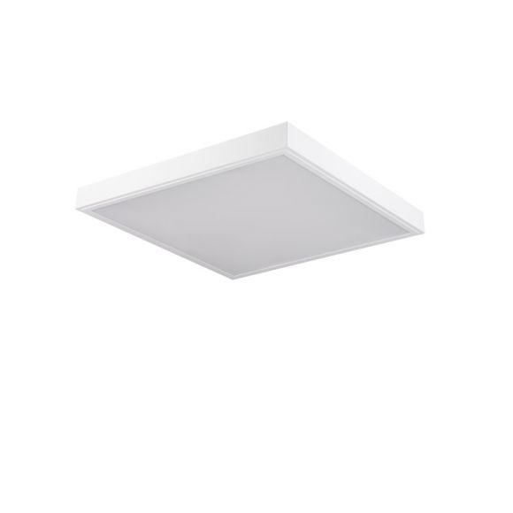 LED Deckenpanel 59,5x59,5 cm, 36W, 4000K neutralweiß