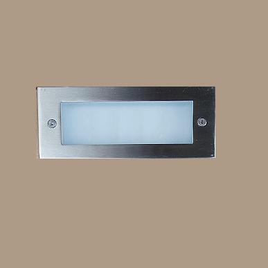 LED Einbauleuchte IOTA für Lichtakzente an der Wand