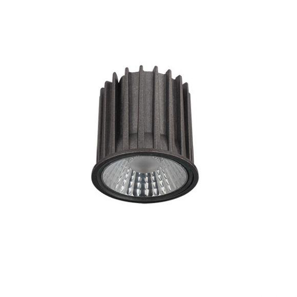 LED Einbaumodul mit Dim-to-warm Funktion 10 Watt von 2700-2300 Kelvin