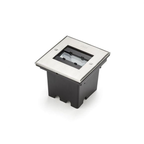 LED Einbaustrahler mit einstellbarem Abstrahlwinkel - 3 Größen