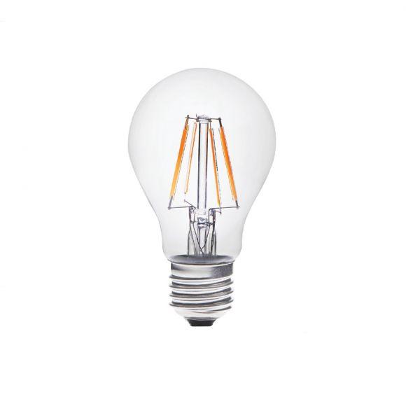 led filament leuchtmittel e27 4 watt 420lm wohnlicht. Black Bedroom Furniture Sets. Home Design Ideas