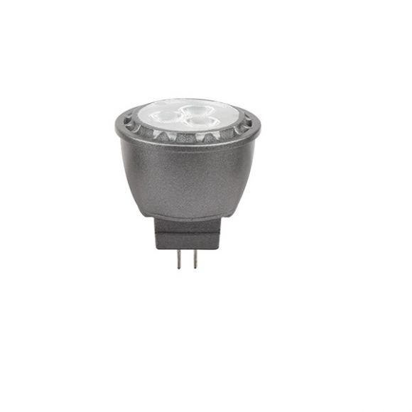 LED GU4 Leuchtmittel 12 Volt, 2,5 Watt 180 Lumen und 2700 Kelvin