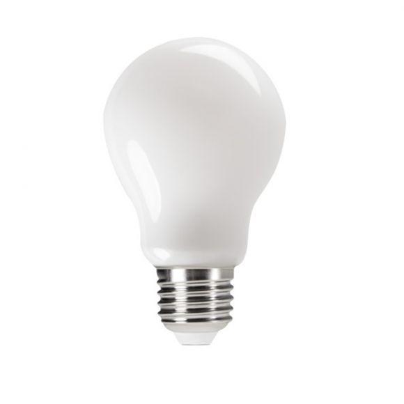 LED Leuchtmittel, E27, A60 opal, 8 Watt, 1055lm, warmweiß