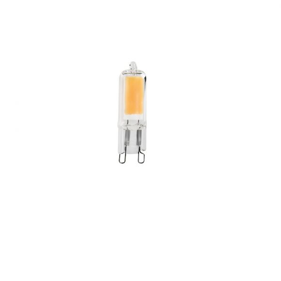 G9 LED Leuchtmittel, Glaskolben, 2 Watt, 200 Lumen, Ausstrahlungswinkel 320°
