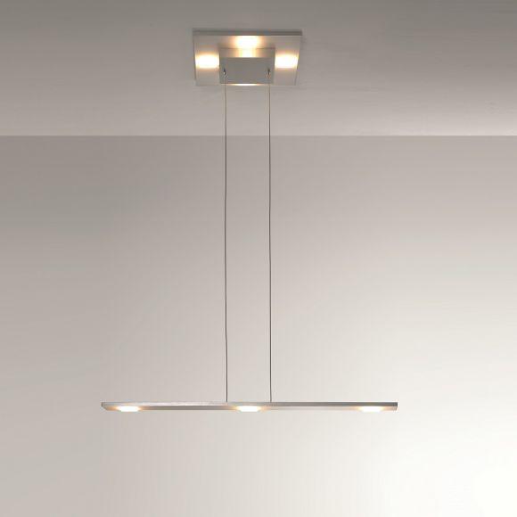 LED Pendelleuchte Slight aus Aluminium