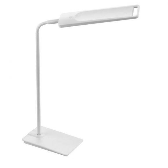LED Tischleuchte Latifa in weiß