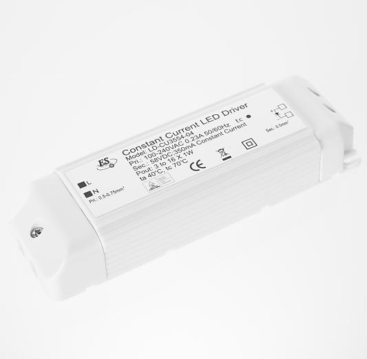 LED Treiber Semko SLT6-350IL 220-240V,50/60Hz, 58V DC, max. 3-16W, 350mA