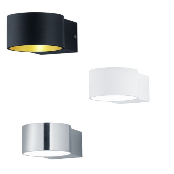 LED Wandleuchte Lacapo - 3 Farben