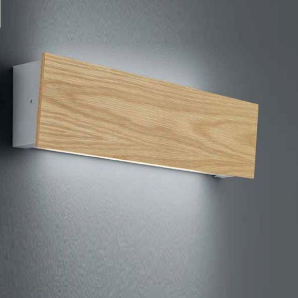 LED Wandleuchte Oak