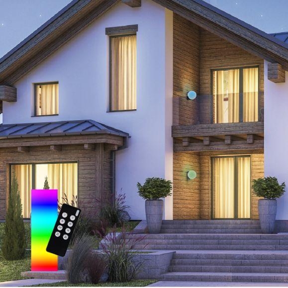 LED Wandleuchte Q®-Lino Smart Home, ZigBee kompatibel