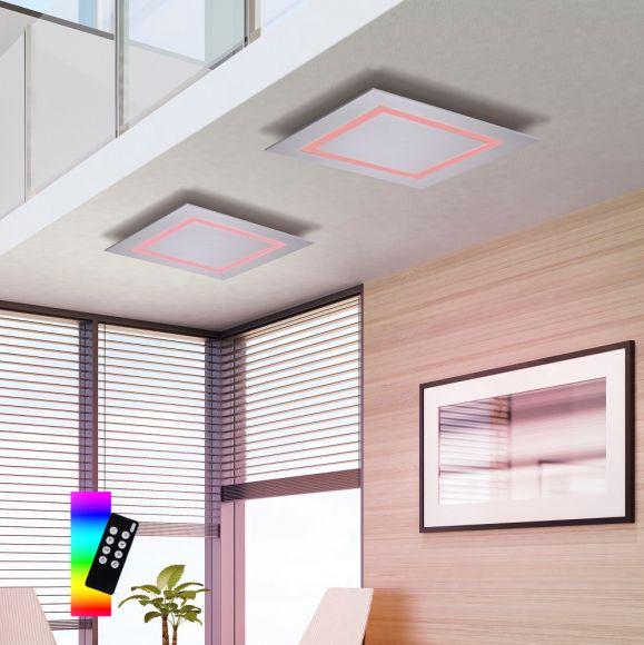 LED Wand- und Deckenleuchte Q®-Miran Smart Home