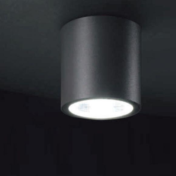 LED-Deckenaufbauleuchte Tubus