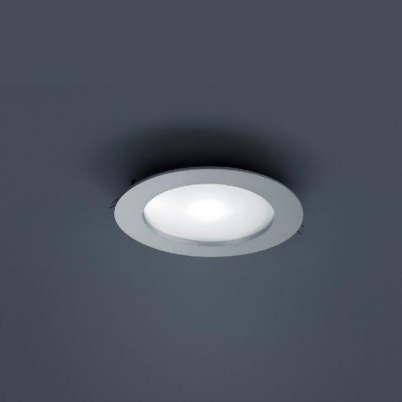 LED-Deckeneinbaustrahler Ø 8,5 cm - zwei Farben