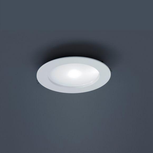 LED-Deckeneinbaustrahler Ø 23 cm - zwei Farben