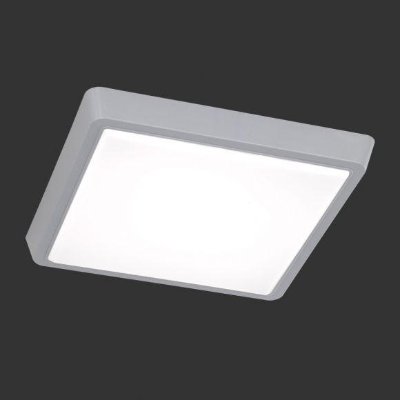 LED-Deckenleuchte mit weißem Acrylglas, 31 x 31 cm