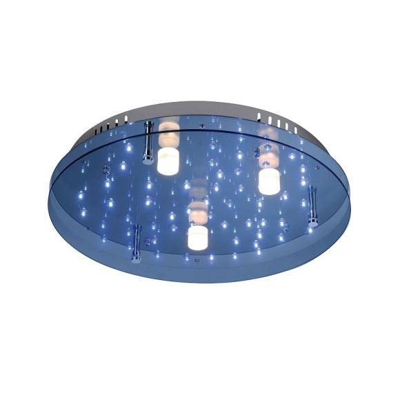 led deckenleuchte sternenhimmel fernbedienung 50cm wohnlicht. Black Bedroom Furniture Sets. Home Design Ideas