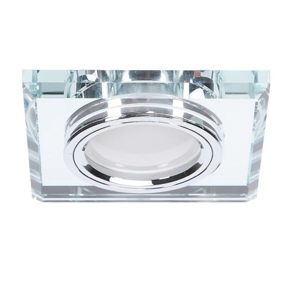 LED-Einbaustrahler mit Glasrahmen 4-fach dimmbar switchmo