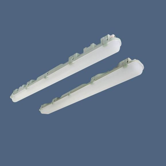 LED-Feuchtraumleuchte Lichtfarbe 4000°K