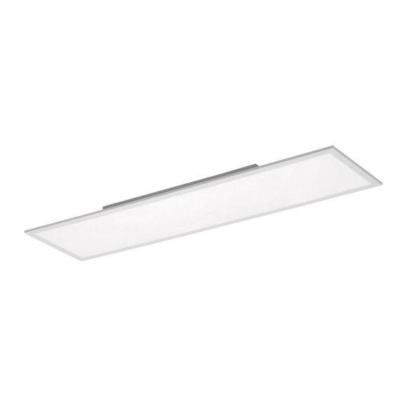 LED-Panel weiß 120 x 30cm - inklusive Fernbedienung