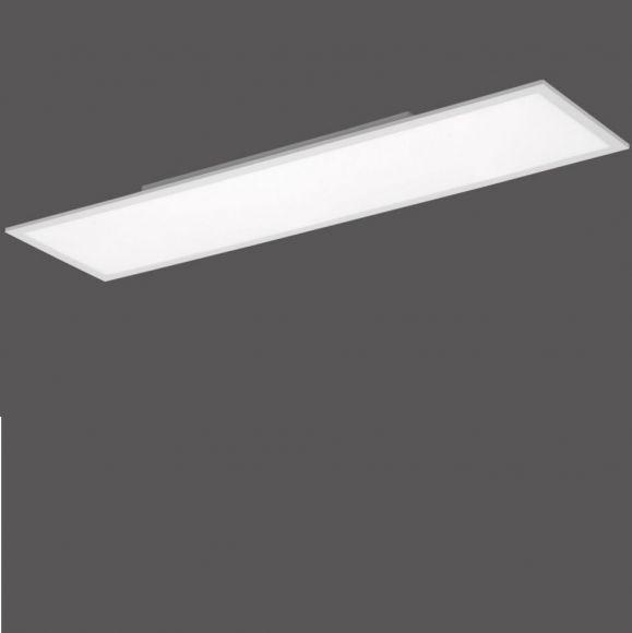 LED-Panel, 4000K neutralweiß, Deckenleuchte 120x10cm o. 120x30cm