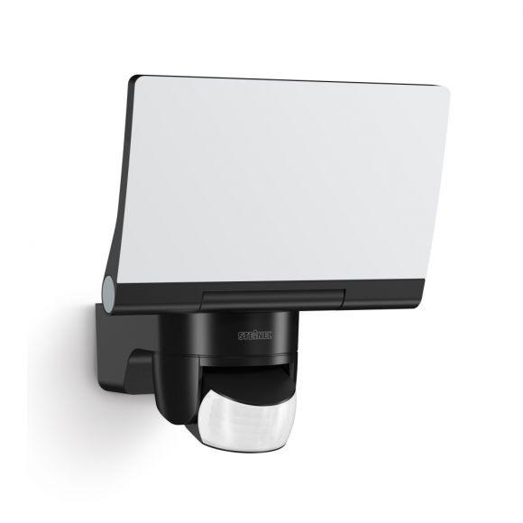 LED-Powerstrahler XLED home 2 schwarz, Sensor