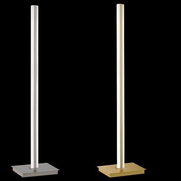 LED-Stehleuchte Turn, 2 Oberflächen, 117 cm