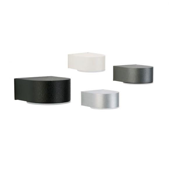 LED-Wandleuchte für den Außenbereich vier Ausführungen
