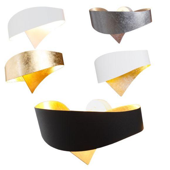 LED-Wandleuchte Scudo LED verschiedene Farben