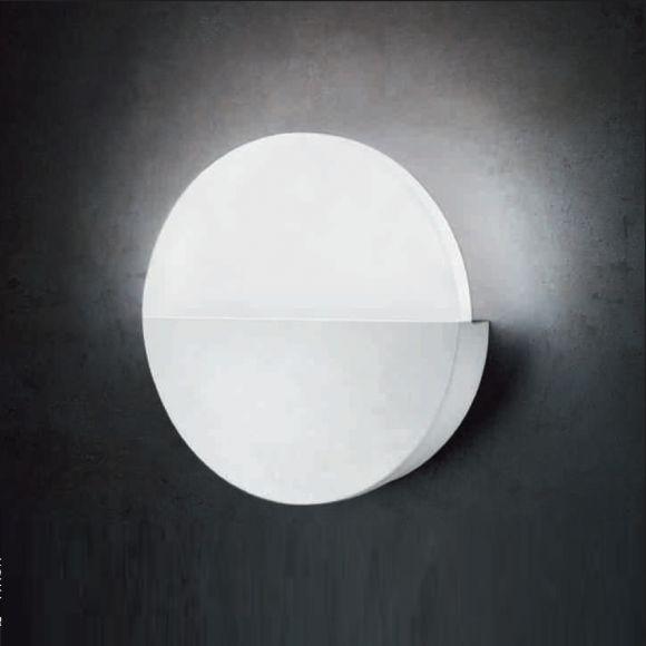 LED-Wandleuchte Sunrise, Acrylglas Weiß, 2 Varianten