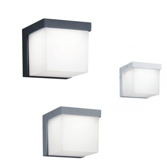 led wandleuchte yangtze f r au en acrylglas eckig 3 farben wohnlicht. Black Bedroom Furniture Sets. Home Design Ideas