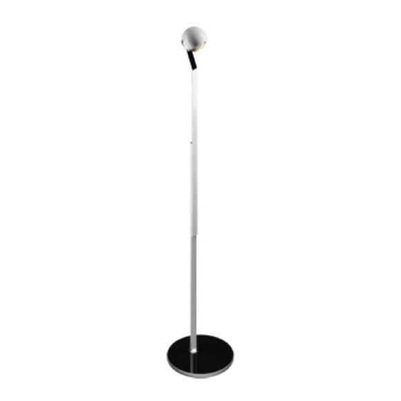 Leseleuchte io3d lettura LED 18W C 2700K mit Linse von OCCHIO  Stilwelt white shine