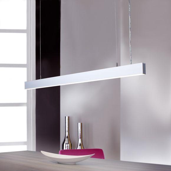 Lineare LED Hängeleuchte