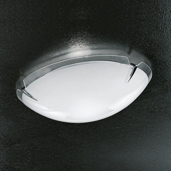 moderne deckenleuchte 50cm durchmesser 3x 42 watt 10 00 cm 50 00 cm wohnlicht. Black Bedroom Furniture Sets. Home Design Ideas