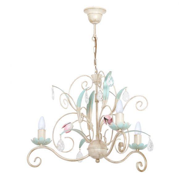 Krone Luce im florentiner Stil - zwei Varianten