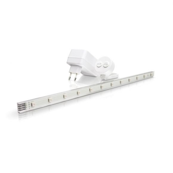 Philips Imageo Light Strip 2er Set weiss